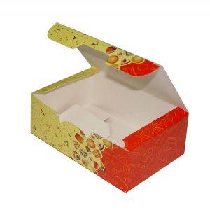 Elvihető doboz 150х91х70mm Bőségszaru (225 db/csomag)