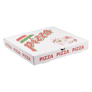 "Pizzás doboz 310х310х45mm  ""Kukta"" (50 db/csomag)"
