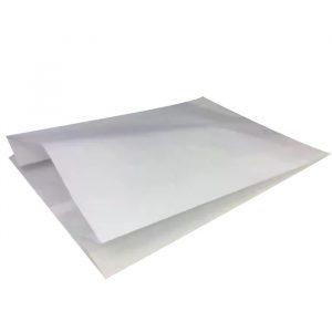 Papírtasak 180x90x300mm, viaszolt papír 40g (2000 db/csomag)