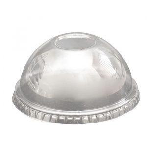 Fedél  420/500ml, d-98mm, kúp alakú, lyukak nélkül a Tambien kehely/pohár részére (50 db/csomag)