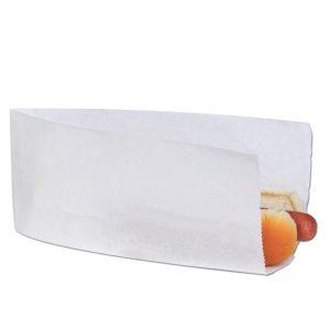 Hotdog zacskó 90х30х190 mm (100 db/csomag)