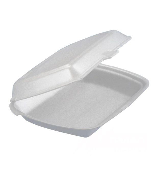 Ebédes doboz hungarocell 1 rész 249х207х61mm LBE-1; 100db