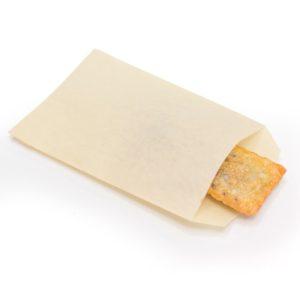 "Papírzacskó kraft papír, 110х180mm ""fast-food"" (3000 db/csomag)"