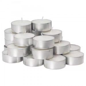 Mécses fehér 100db/csomag