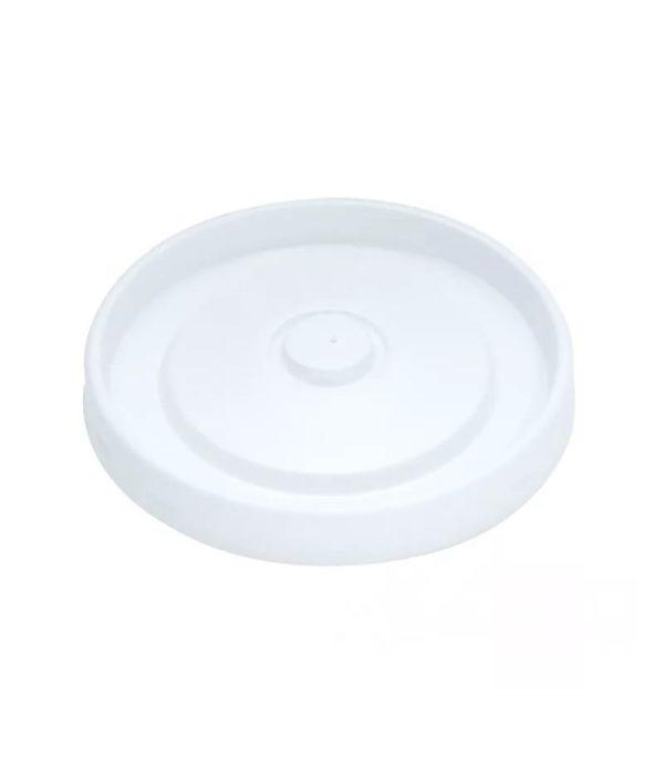 Papírdoboz d=121mm műanyag teteje (50 db/csomag)