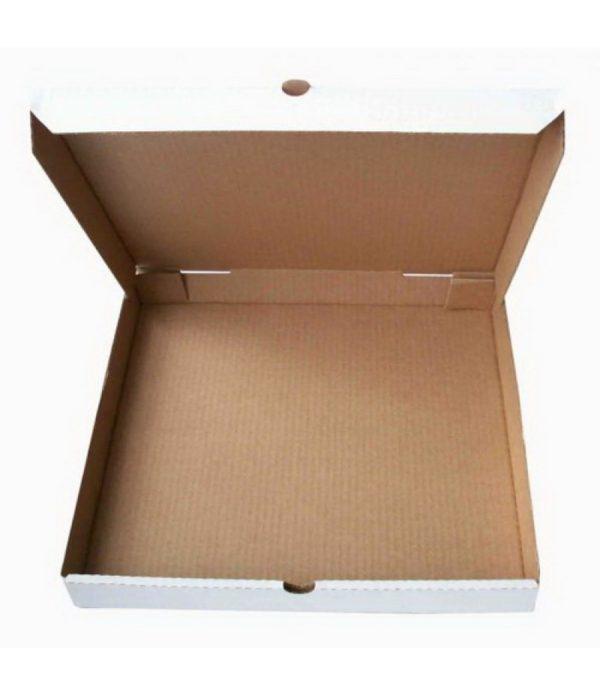Pizzás doboz 450х450х40mm hullámkarton (50 db/csomag)