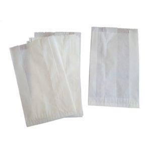 Papírtasak 140х60х250mm Viaszolt papír 40g (3000 db/csomag)