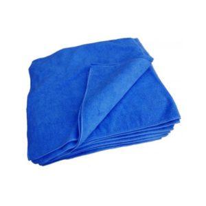 Mikroszálas szalvéta 30х30cm univerzális kék