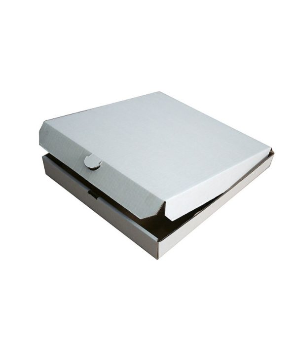 Pizzás doboz 250х250х40mm mikrohullámkarton (50 db/csomag)