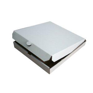 Pizzás doboz 410х410х40mm mikrohullámkarton (50 db/csomag)