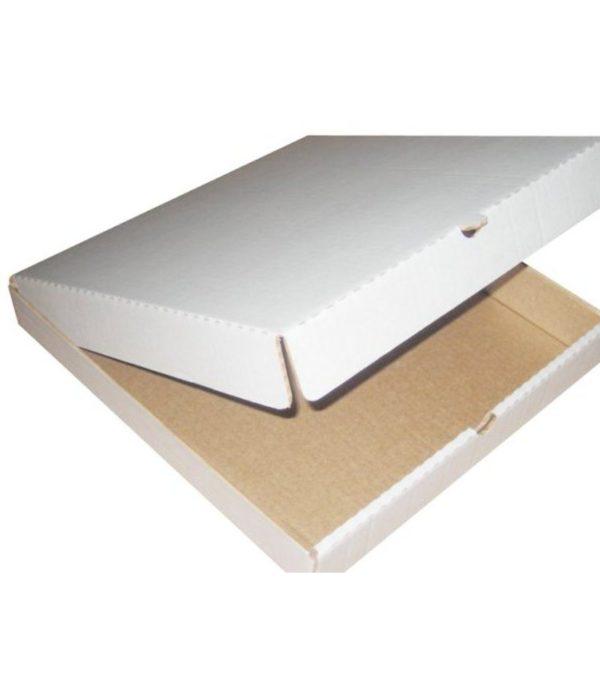 Pizzás doboz 340х340х40mm mikrohullámkarton (50 db/csomag)
