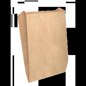 Papírzacskó 140х60х250mm, kraft (2500 db/csomag)