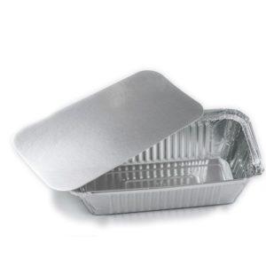 Alumínium fedél sütőformához Complement 300 ml (1000 db/csomag)