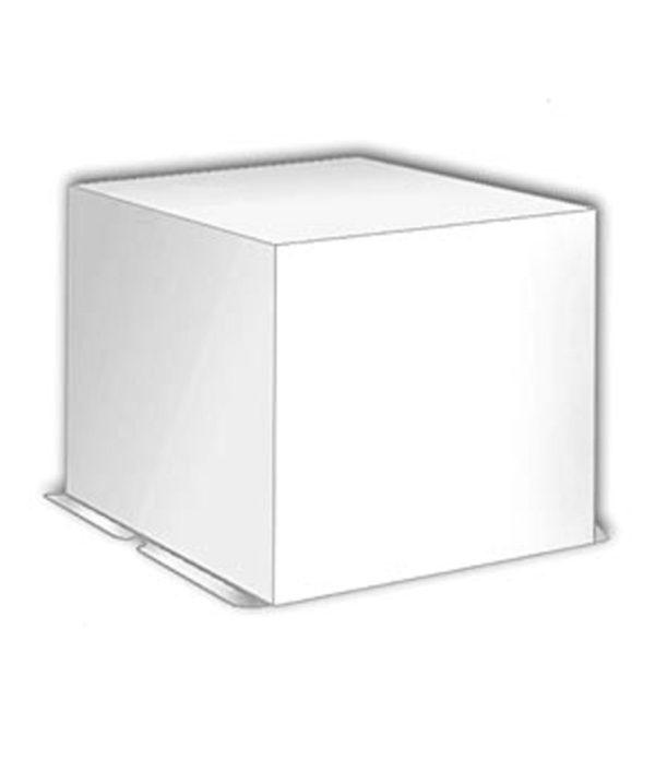 Tortadoboz 300х300х250mm 3kg rajz nélkül, bevont karton (20 db/csomag)