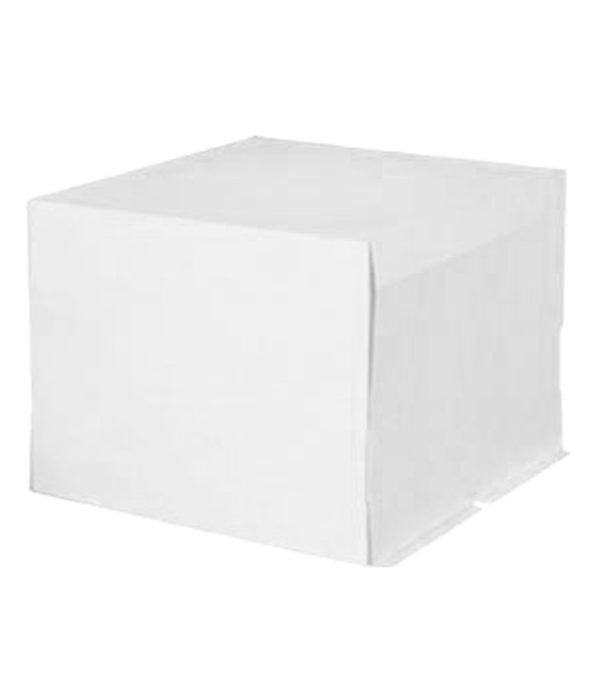 Tortadoboz 5kg 400х400х300mm rajz nélkül, bevont karton (20 db/csomag)