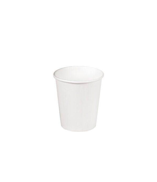 Pohár 100 ml papír d=62mm fehér forró italok számára