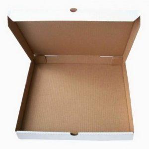 Pizzás doboz 400х400х40mm mikrohullámkarton (50 db/csomag)