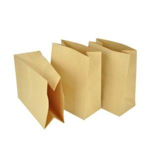 Papírtasak 180х120х290 mm, kraft (600 db/csomag)