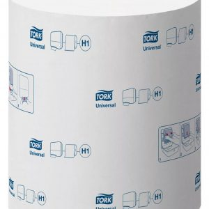 Papírtörölköző 1 rétegű 280m Tork H1 Universal Matic Soft fehér (290059)
