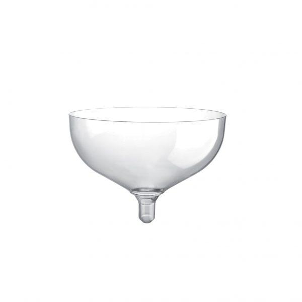Pezsgős pohár 180ml átlátszó Gold Plast (20 db/csomag)