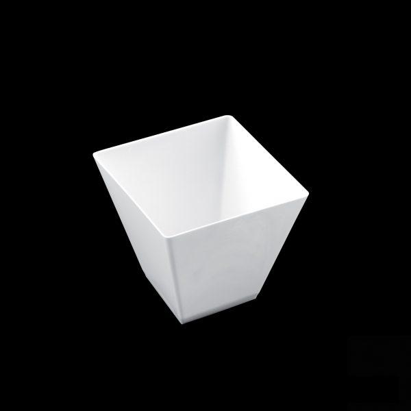 """Kehely Gold Plast """"rombo"""" 90ml, fehér (25 db/csomag)"""