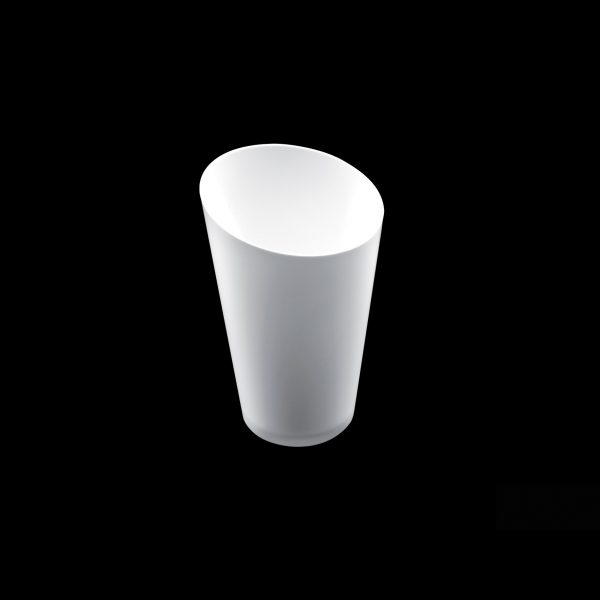 "Forma Gold Plast ""high conical"" 70ml, fehér (25 db/csomag)"