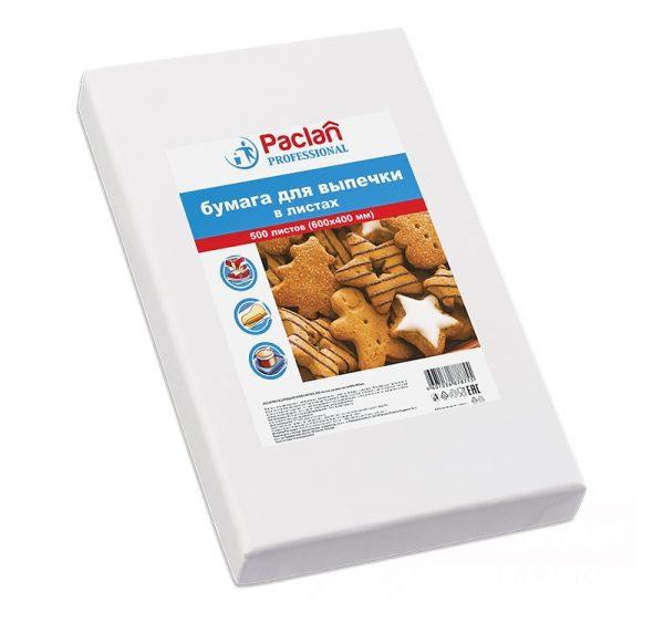 Sütőpapír 400х600mm, fehér, 500 l/csomag