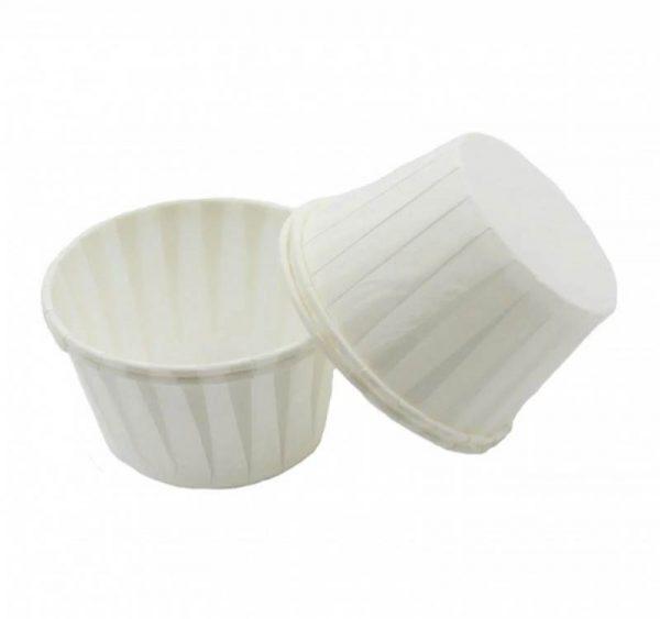 MUFFIN  papírforma 50/40; 5000db/csomag, fehér