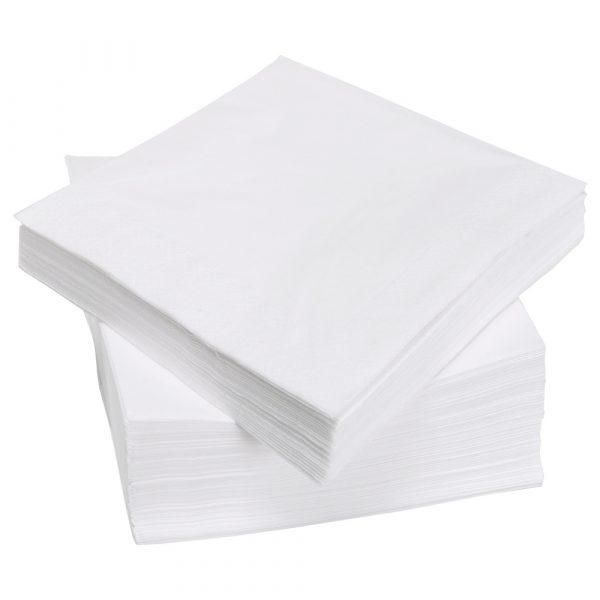 Papír szalvéta 1 rétegű 25х25 100l/csomag TaMbien fehér