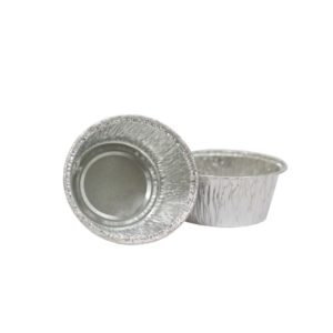 Alumínium forma d-85mm h-39mm 135ml (100 db/csomag)