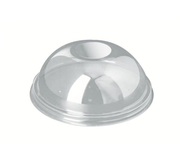 fedél 270/350/420/500ml, d-95mm, kúp alakú, nyílás nélkül magas pohár/kehely számára SP (50 db/csomag)