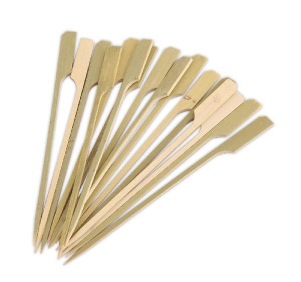 Bambusz pálcika Golf 18 cm 100 db/csomag