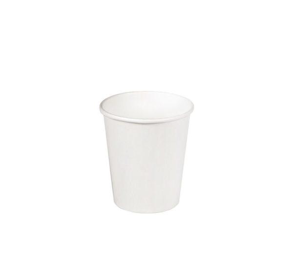 Papírpohár 1 rétegű forró italokhoz 185 (100 db/csomag)
