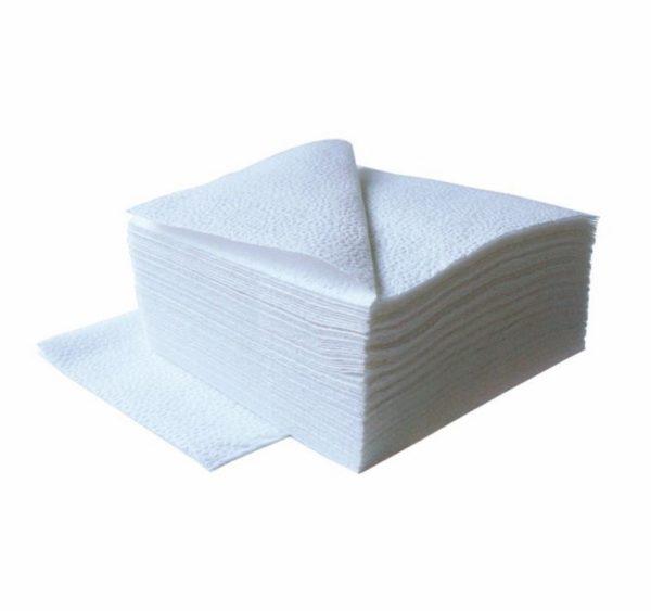 TaMbien papír szalvéta 1 rétegű, fehér 33х33 300 l/csomag