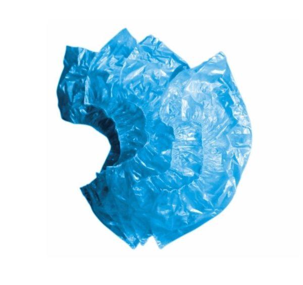 Takarékos HDPE cipővédő huzat 50 db/csomag