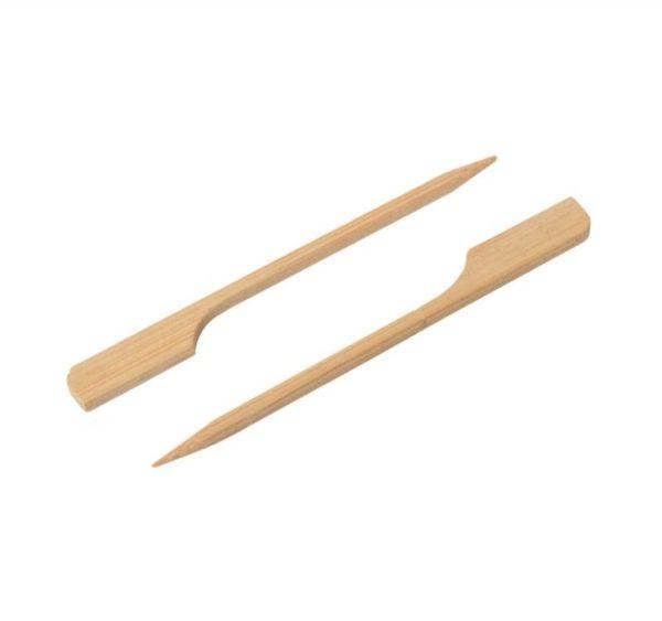 Bambusz pálcika Golf, 9 cm 100 kom/pak