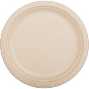 TF Tambien ECO tányér, kraft d=222 mm (50 db/csomag)