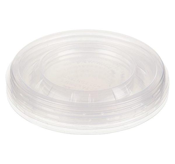 Fedél PP Sabert d=130 mm, átlátszó (100 db/csomag)