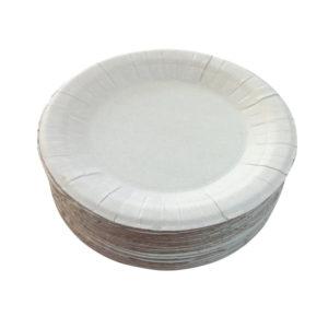 Kerek fehér lemez d=230 mm (250 db/csomag)