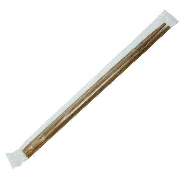 Barna evőpálcika egyenként csomagolva (100 db/csomag)