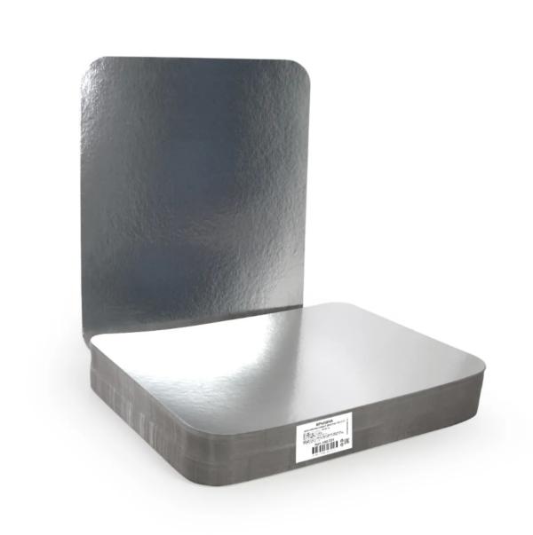 Alumínium forma fedél 322x255mm (100 db/csomag)