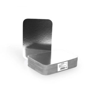 Alumínium forma fedél 218x156mm (50 db/csomag)