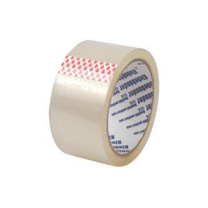 Csomagoló – ragasztószalag, 48mm x 66m, színtelen (6 db/csomag)