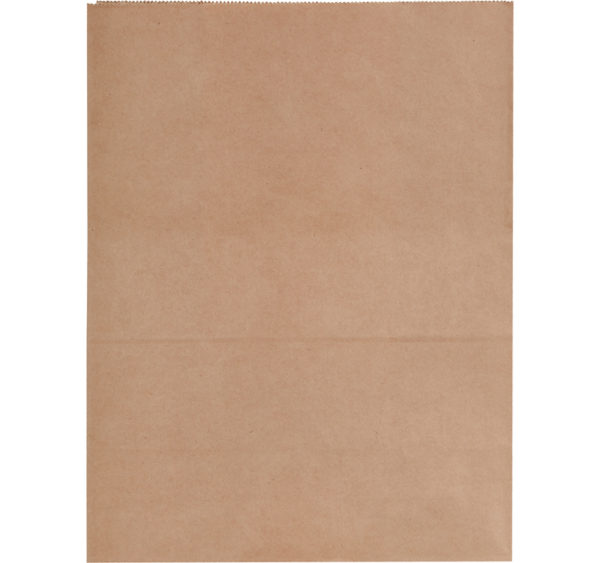 Papírzsák  220х120х290mm, kraft (600 db/csomag)
