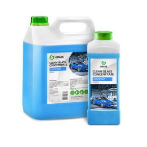 GraSS Clean Glass Concentrate, üvegfelületek tisztítására szolgáló szer, 5 kg. (130101)