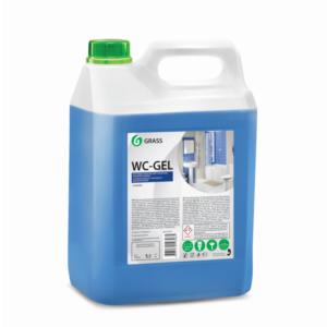 GraSS WC-gel, savas fürdőszobai tisztíószer, 5,3 kg. (125203)