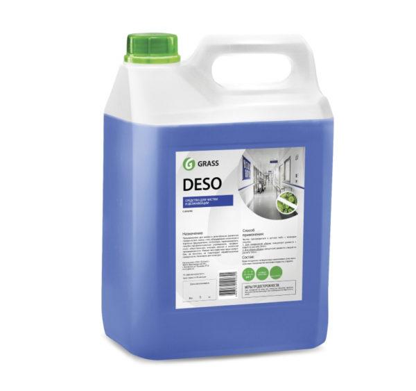 Grass Deso C10, fertőtlenítőszer, 5l. (125191)