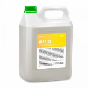 Deso C9 Grass, fertőtlenítőszer, 5 kg. (550055)