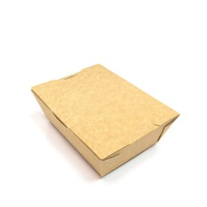 Papír konténer Lunch1Go (80 db/csomag)