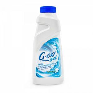 Aktív oxigén hatással rendelkező GraSS G-OXI fehérítő-folttisztító gél, fehér szövetekhez, 500ml.